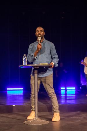 Meet  EG Pastor Jason Caine