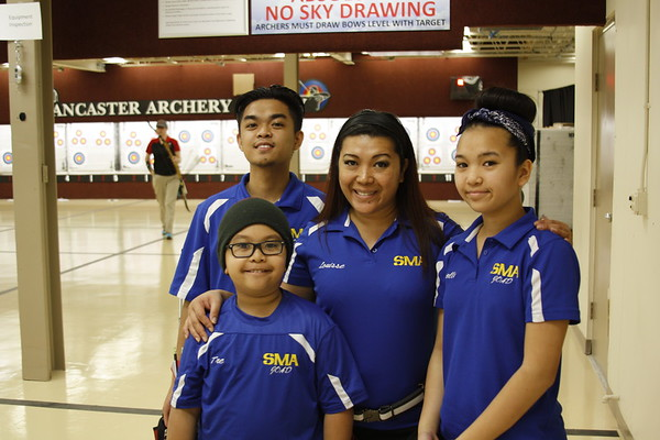 2017-04-09_LAA Spring Forward STAR FITA at Lancaster Archery