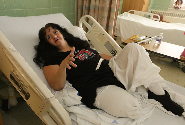Donna Bettencourt recovering from hit and run 082918