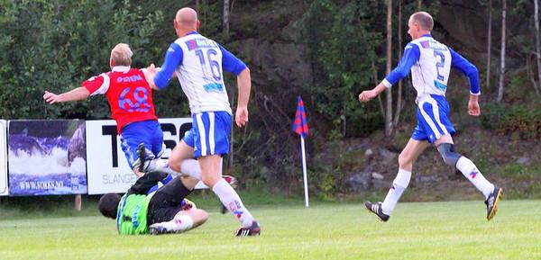 20110802 Søndre - Redalen 2-1