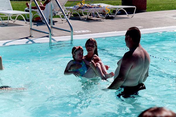July 15- swimming