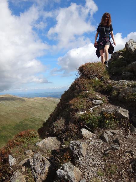 Y Braich ridge JdeB 4.JPG