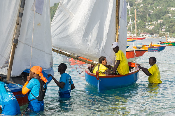 Grenada Sailing Festival 2016