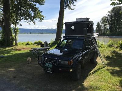 Oregon Washington 2018
