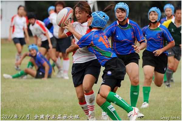 2011全國中正盃-社女組-台北巨人 VS 高雄海洋飼料(Giants vs Ocean Feed)