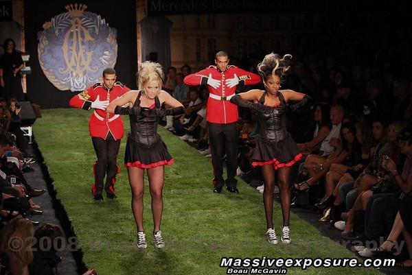 Mercedez Benz Fashion Week; Christian Audiguer Presents American Lord 10.15.2008