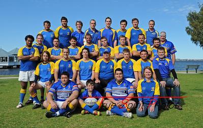 Third Grade Rugby Nedlands vs Palmyra 06.08.2011