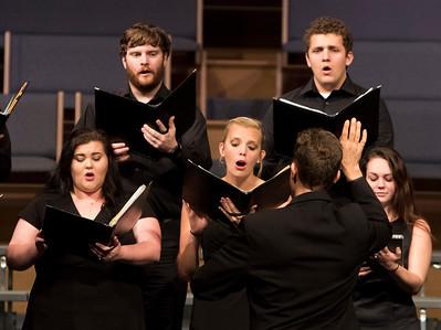 Fall UNA Choral Showcase and Honor Choir