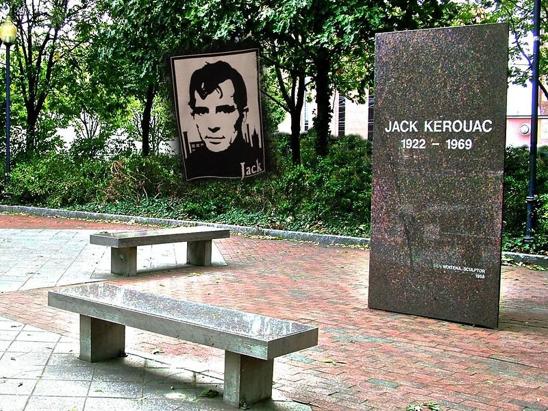 Jack Kerouac Park - Lowell, MA