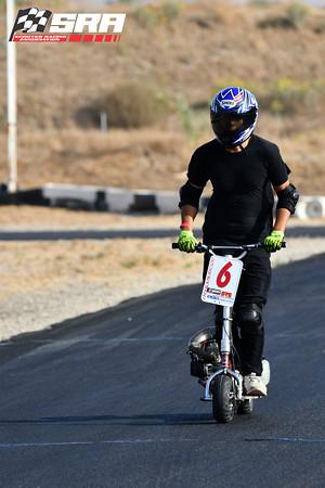 Go Ped Racer # 6