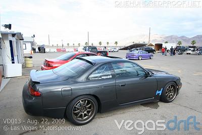 VegasDrift - VD013 - August 22, 2009