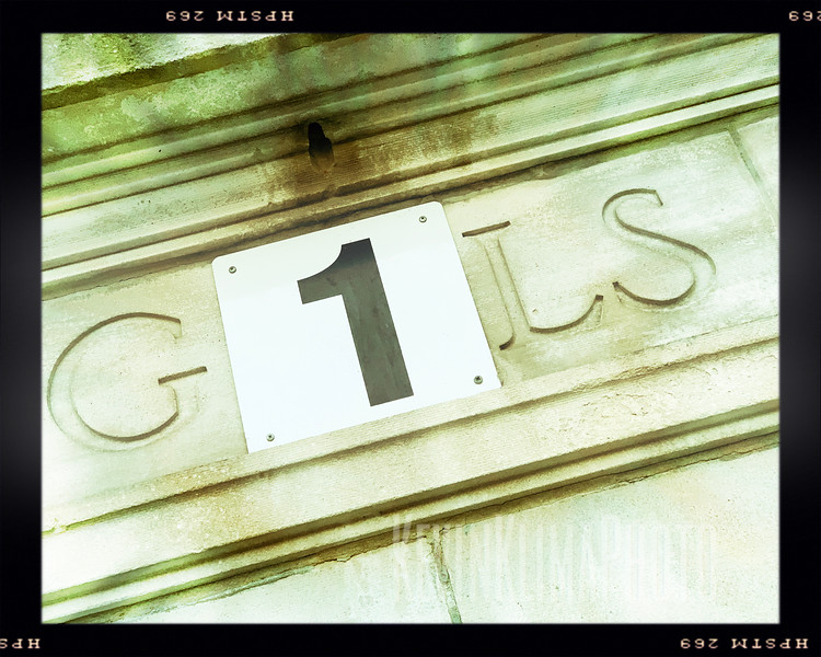 Girls Entrance