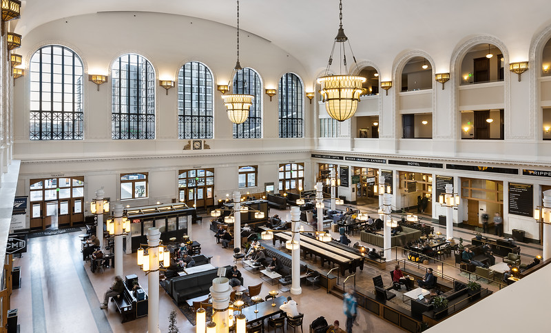 The Crawford Hotel at Union Station; Denver, Colorado, United States