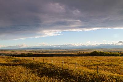 Mountains and Prairies