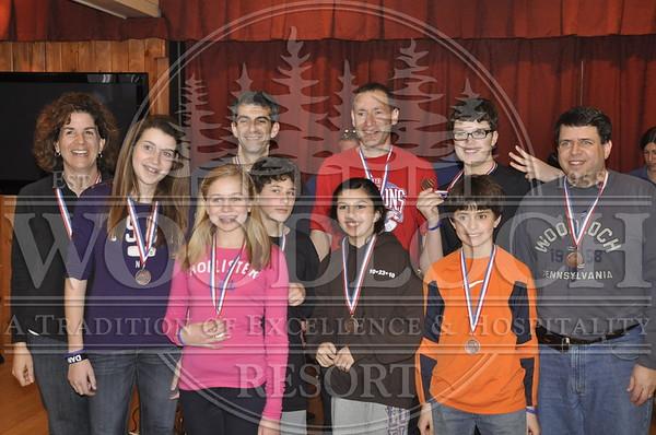 February 20 - Amazing Race