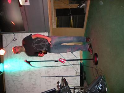 Karaoke @ Bamboo 7, Oct 2009
