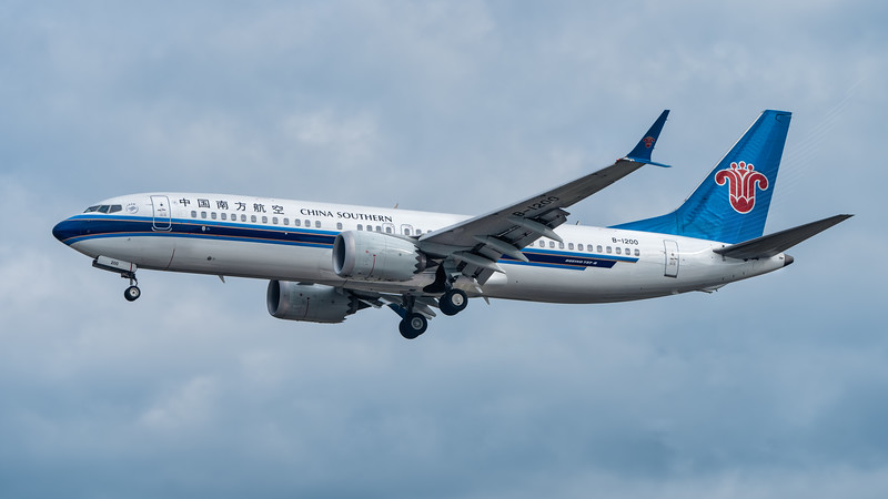 CHINA SOUTHERN AIRLINES_B737 MAX 8_B-1200_MLU_020119_(2)