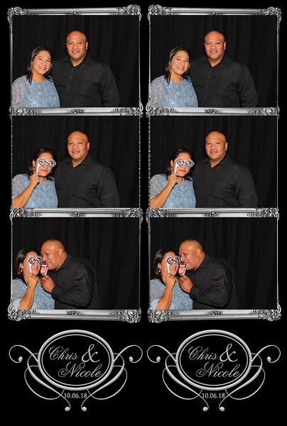 Chris & Nicole's Wedding (10/06/18)