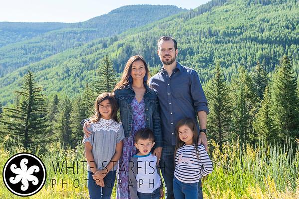 Vail Family Photos - Betty Ford Alpine Gardens - Lopez