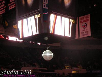 New York Islanders vs Toronto Maple Leafs - February 26, 2009 - Uniondale, NY