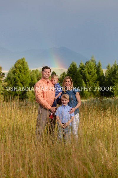 Mitchell/Connelly Family - Cameron, MT