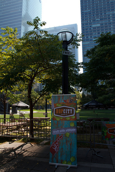 Hop City Beer Tent