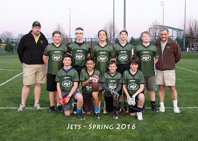 Jets - Spring 2016
