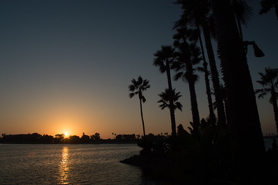 Paradise Point Resort, San Diego, CA - Oct., 2017