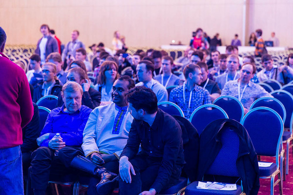 JavaOne Russia Keynotes and Sessions