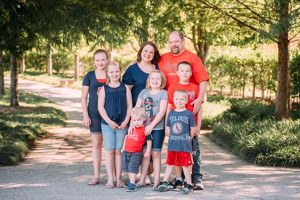 Hoogland Family 2018