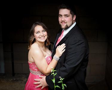 Kirsty & Caije Prom 2016