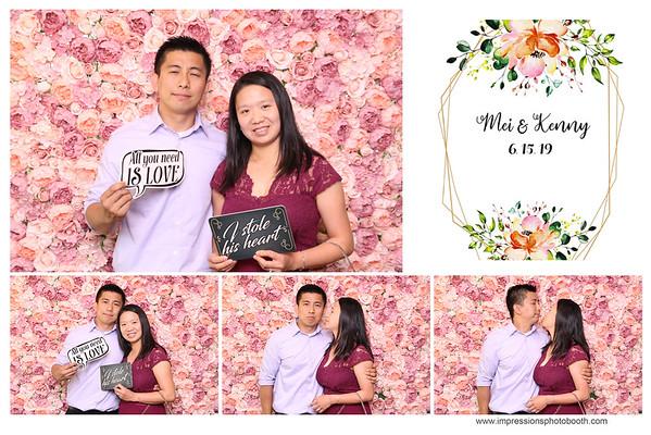 Mei & Kenny Wedding 6.15.19