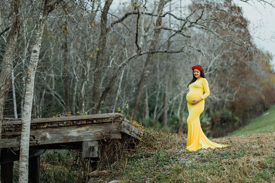 Arnely's Maternity shoot
