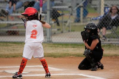 2010-04-22 8U Stars v Lil Tigers