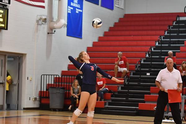 Varsity Volleyball vs Bennington