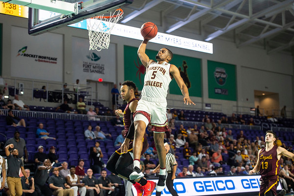 Loyola Chicago vs Boston College MBB - Ft Myers Tip Off