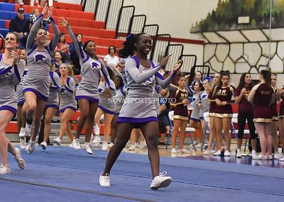 Cheer: Potomac Falls - 2016 Loudoun County Championship 10.5.16