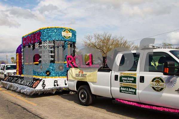 2015 Citrus Fiesta Parade - DY