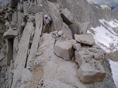 Mt Abbot 7/29-30/2006