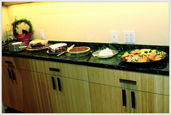 December Dinner 2009