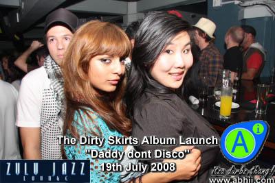 Zulu Lounge- 19th July 2008