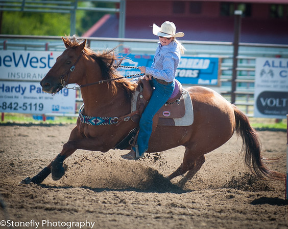 McCall Rodeo 2020