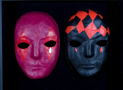Masks Wall Six