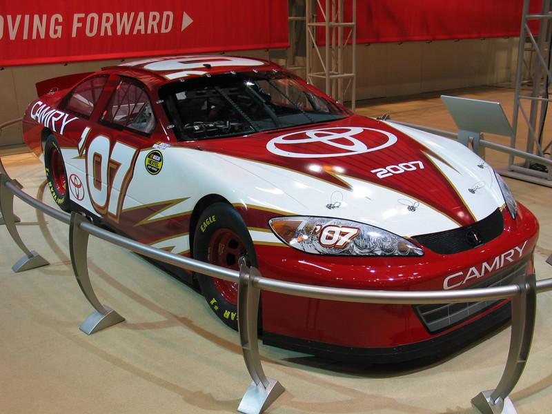 NASCAR Toyota Camry