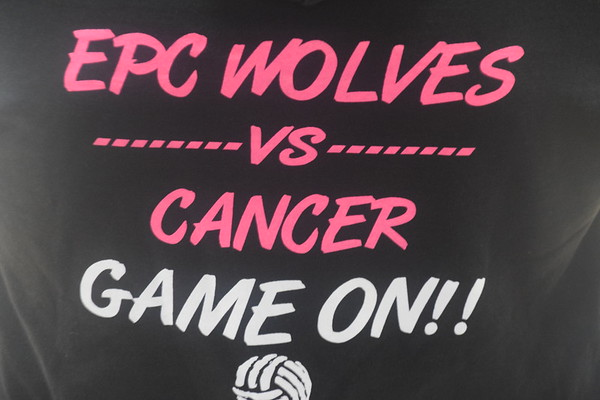 EPC volleyball vs. Mondovi, Oct. 10, 2019