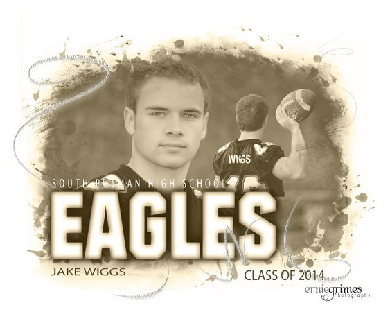 Jake Wiggs Senior Photos