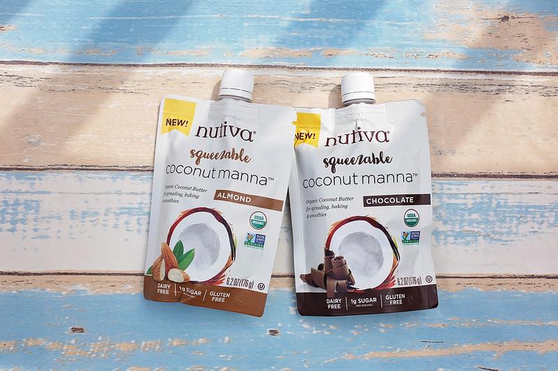 Organic Coconut Manna Flavors