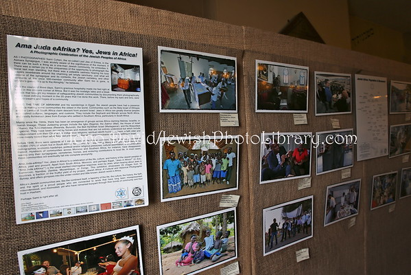 The Jews of Africa. The Irish Jewish Museum, Dublin, Ireland. July 15 ~ October 30, 2015.