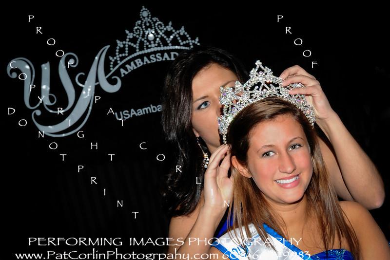 The Miss USA Ambassador Northeast Finals Competition