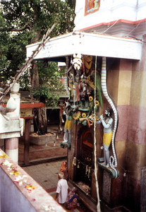 temple side lucknow SHANKAR